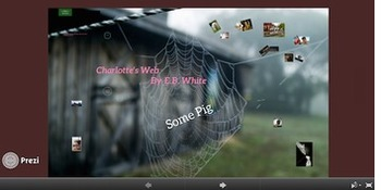 Charlotte's Web Pre Reading Prezi