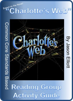 Charlotte's Web Reading Group Activity guide