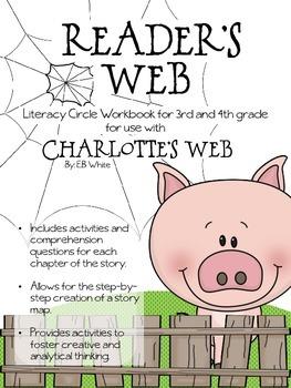 Literacy: Charlotte's Web Reading Log