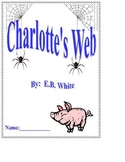 Charlotte's Web Reading Response / Literature Circle Packet