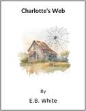 Charlotte's Web -  (Reed Novel Studies)