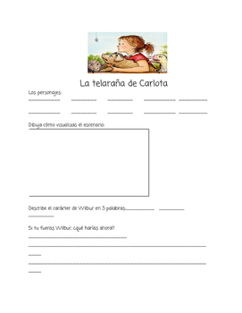 Charlotte's Web - Spanish - La telarana de Carlota
