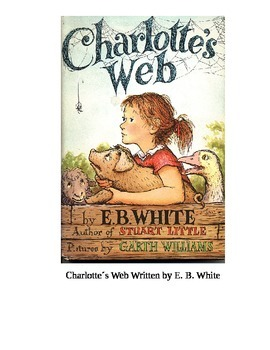 Charlotte's Web Student Packet