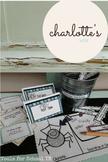 Charlotte's Web, Literature resources, literature study, third grade reading
