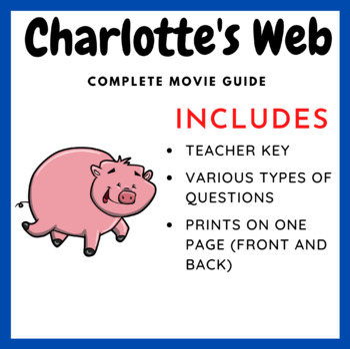 Charlotte's Web - Complete Video Guide (2006 Version)
