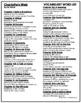 Charlotte's Web Vocabulary Word List