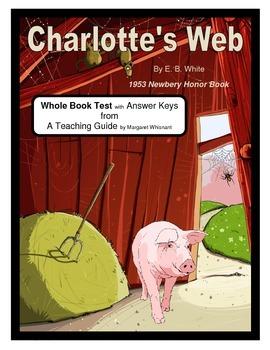 Charlottes web paperback book