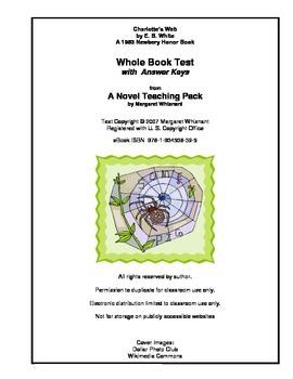 Charlotte's Web      Whole Book Test