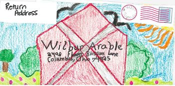 Charlotte's Web Wilbur Letter Writing Activity
