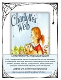 Charlotte's Web - a comprehensive unit - aligned with ELA