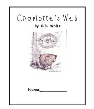 Charlotte's Web comprehension packet