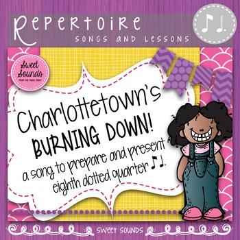 Charlottetown {Prepare, Present and Practice Ta di / Ti Tam}