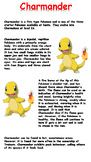 Charmander Reading Comprehension