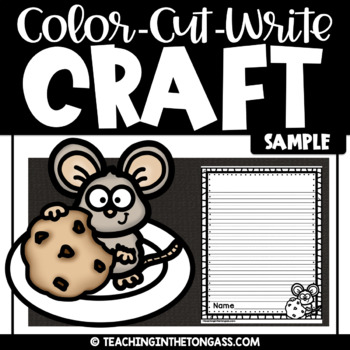 Free Mouse Clipart (Boy Mouse)