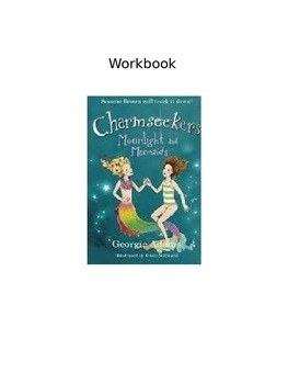 Charmseekers #10 Moonlight and Mermaids Workbook