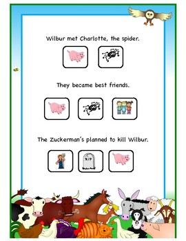 Charolotte's Web Adapted