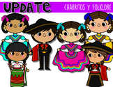 Charritos and Folklore Clipart
