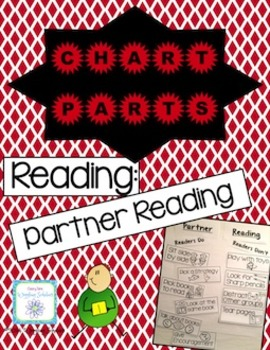 Partner Reading Chart Pieces