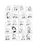 Chart of US Presidents