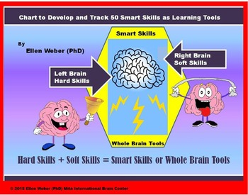 Develop, Chart and Track 50 Smart Skills as Problem Solving Tools in Any Class