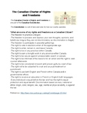 Charter of Rights and Freedoms: Notes