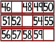 Charting Number Skills  {A Working With Numbers Center}