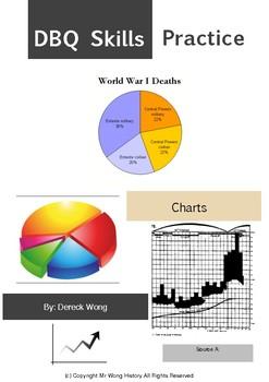 Charts DBQ Skills Worksheet
