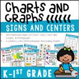 Charts and Graphs (Kindergarten & First Grade)