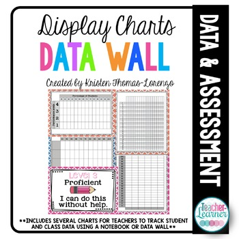 Data Wall Charts