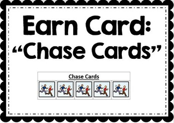 Chase Intervention for Students who Run Away!
