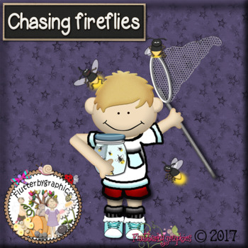 Chasing Fireflies Freebie