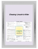 Chasing Lincoln's Killer Complete Literature and Grammar Unit