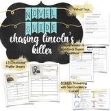 Chasing Lincoln's Killer Lesson Plans & Novel Guide