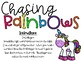 Chasing Rainbows {2nd Grade Dolch Sight Words Game}