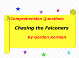 Chasing The Falconers by G. Korman