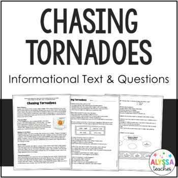 chasing tornadoes Chasing tornadoes has 6 ratings and 2 reviews miranda said: i really enjoyed  this book it gives me plenty of information that is important to know abou.