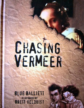 Chasing Vermeer - 100 Question Multiple Choice Quiz