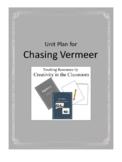 Chasing Vermeer Novel Unit Plus Grammar