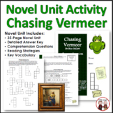 Chasing Vermeer Novel Unit