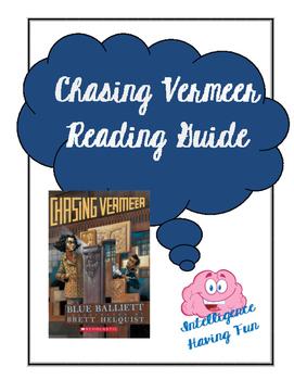 Chasing Vermeer Reading Guide