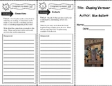 Chasing Vermeer Trifold Chapters 1-9