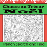 """Chasse au Trésor de Noël: French """"I Spy""""-style search and find"""