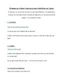 Chasse aux trésor des sources crédibles - en français
