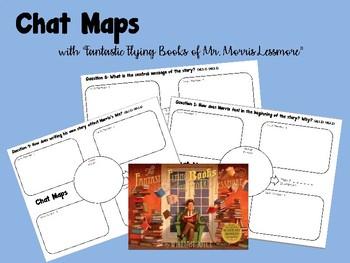 Chat Maps: Fantastic Flying Books of Mr. Morris Lessmore