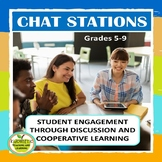 Chat Stations - Cooperative Learning through Discussion