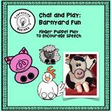 Chat and Play: Barnyard Fun