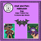 Chat and Play: Halloween Fun
