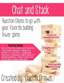 Chat and Stack