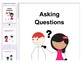 Chat with Me: Pragmatic Skill Intervention in AAC - Partner-Focused Questions