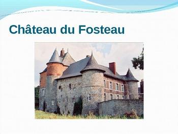 Châteaux de la Belgique (Castles of Belgium) PowerPoint